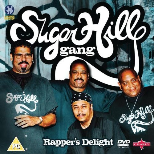 Sugarhill Gang Rappers Deght Incl. DVD