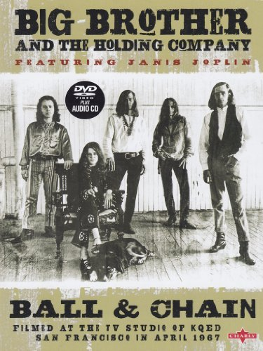 Janis With Big Brother Joplin Ball & Chain Incl. CD