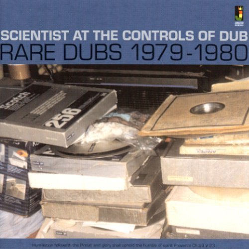 Scientist At The Controls Of Dub Rare Du