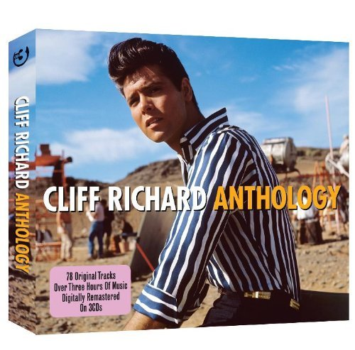 Cliff Richard Anthology Import Gbr 3 CD