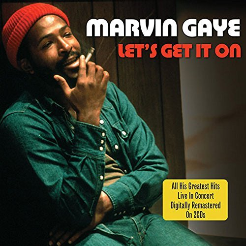 Marvin Gaye Let's Get It On Import Gbr