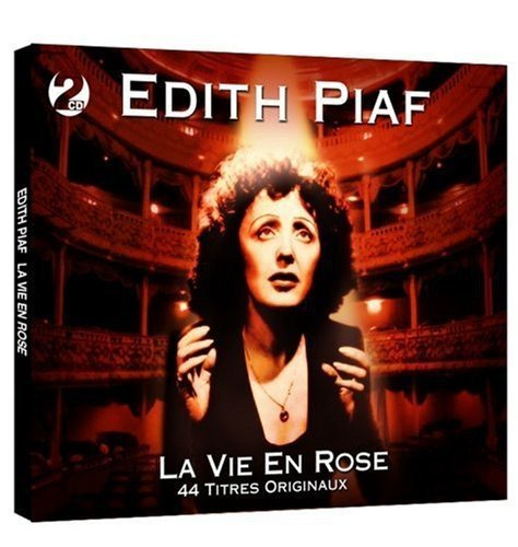 Edith Piaf La Vie En Rose Import Gbr 2 CD Set