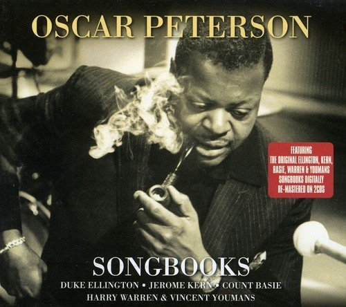 Oscar Peterson Songbooks