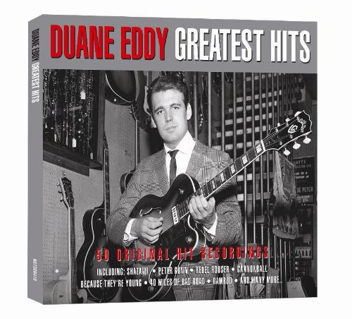 Duane Eddy Greatest Hits Import Gbr 2 CD