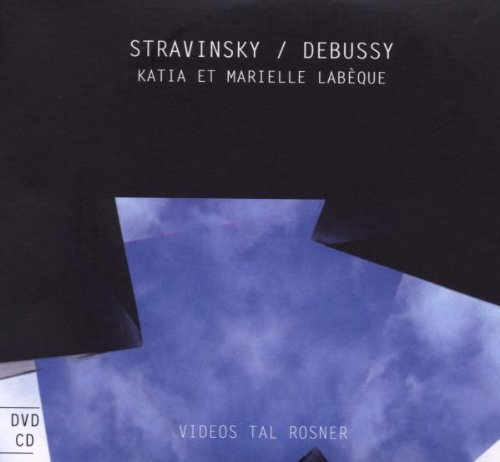 Stravinsky Debussy Piano Works Labeque (pno) Labeque (pno) 2 CD