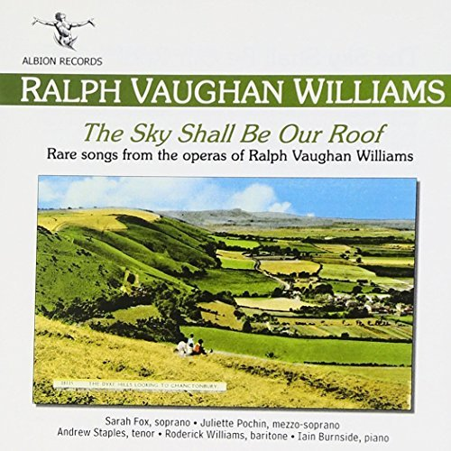 R. Vaughan Williams Sky Shall Be Our Roof Rare Son Fox(sop) Pochin(mez) Staples(t