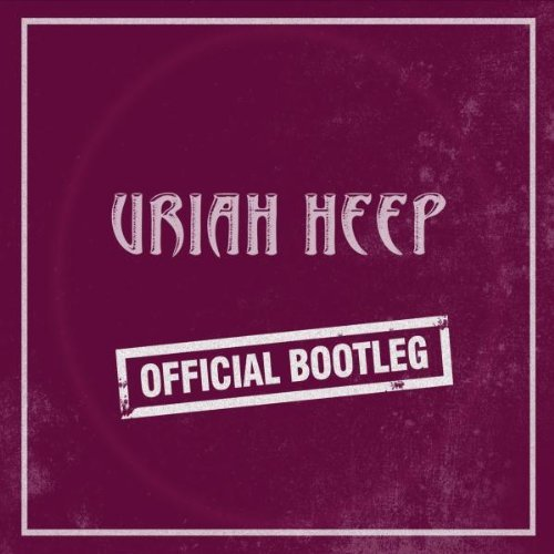 Uriah Heep Official Bootleg 2011 Import Gbr