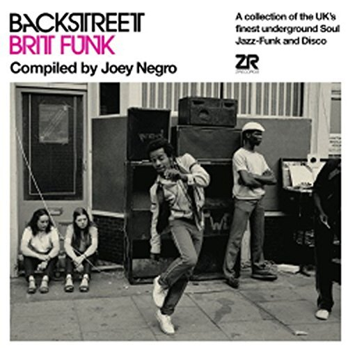 Joey Negro Backstreet Brit Funk 2 CD