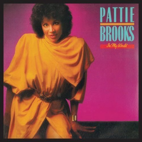 Pattie Brooks In My World