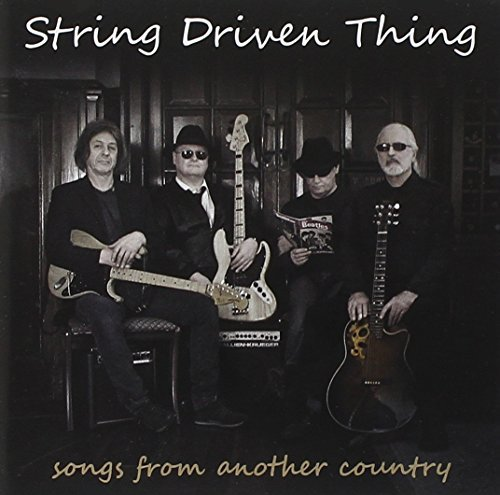 String Driven Songs From Another Country Digipak