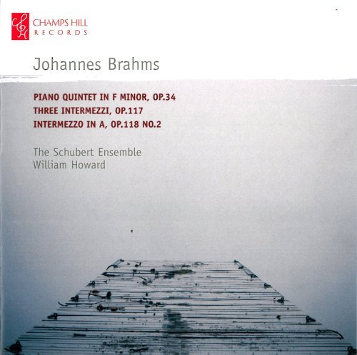 Johannes Brahms Piano Quintet In F Minor Three Howard Schubert Ensemble