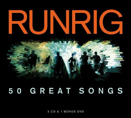 Runrig 50 Great Songs Import Gbr 3 CD Incl. DVD