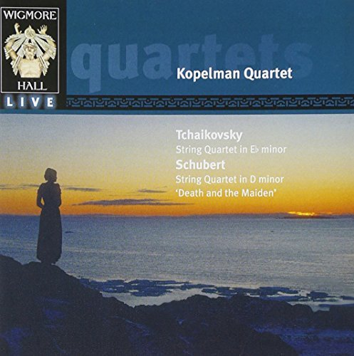 Tchaikovsky Schubert String Quartet In D Minor Kopelaman Quartet