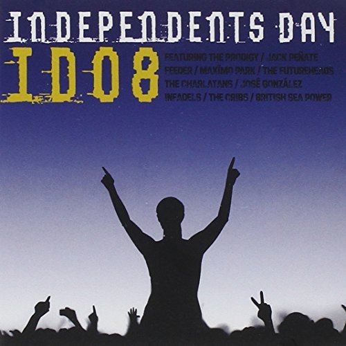 Independents Day Id08 Independents Day Id08 Import Gbr 2 CD Set
