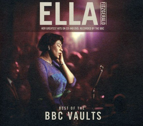 Ella Fitzgerald Best Of The Bbc Vaults Import Gbr CD DVD