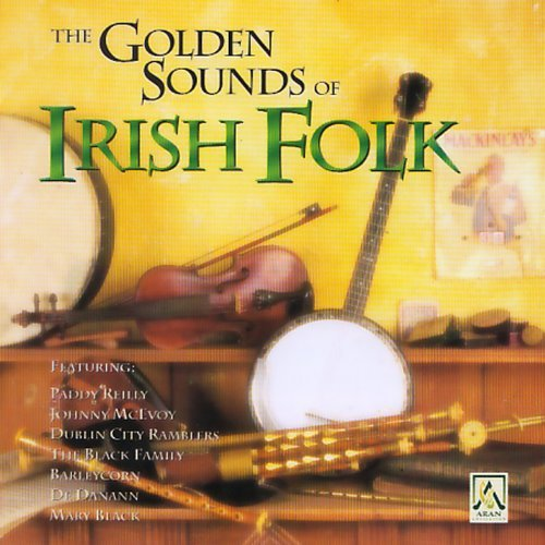 Golden Sounds Of Irish Folk Golden Sounds Of Irish Folk Import Gbr