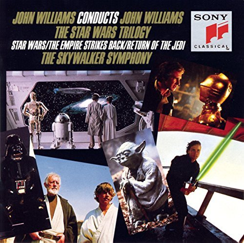 John & Skywalker Sym Williams Best Of 'star Wars' Import Eu
