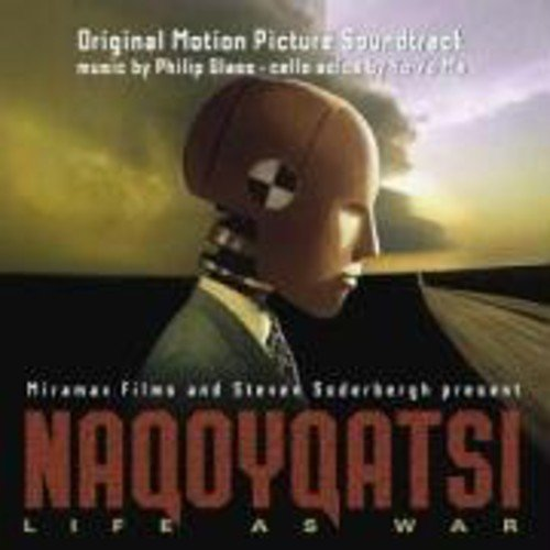 Naqoyqatsi Soundtrack Import Gbr Philip Glass Ens Yo Yo M