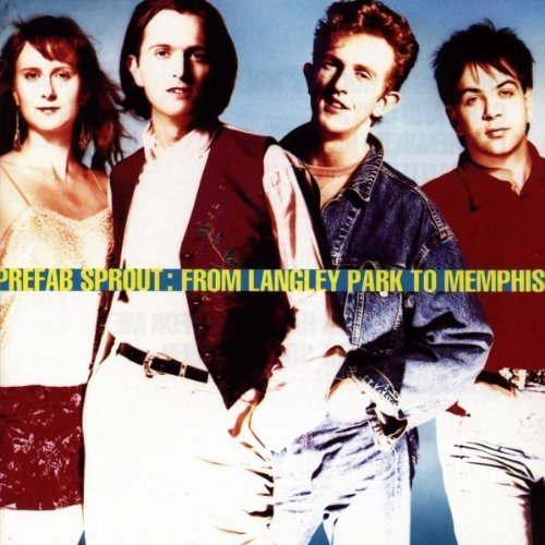 Prefab Sprout From Langley Park To Memphis Import Can