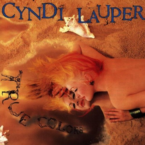Lauper Cindy True Colors Import Eu