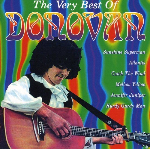 Donovan Very Best Of Donovan Import Deu