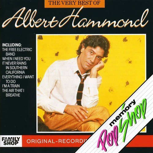 Albert Hammond Very Best Of Albert Hammon Import Eu