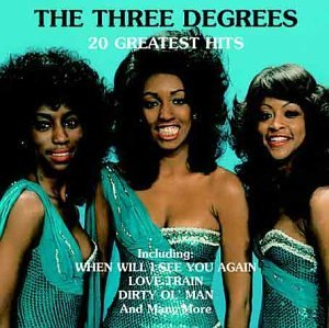Three Degrees 20 Greatest Hits Import Gbr
