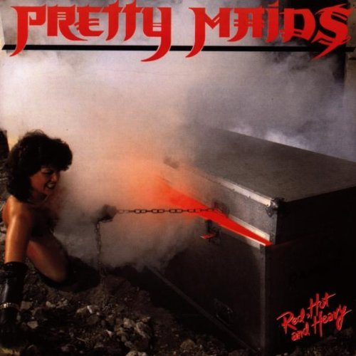 Pretty Maids Red Hot & Heavy Import Deu