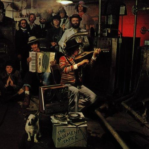 Bob Dylan Basement Tapes (double Album) Import Eu