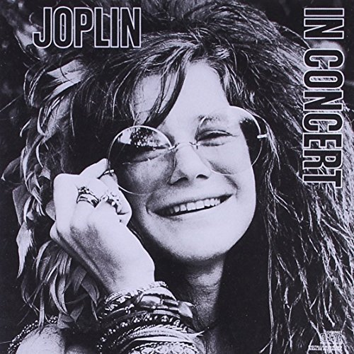 Janis Joplin Joplin In The Concert Import Eu