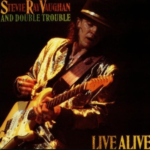 Stevie Ray Vaughan Live Alive Import Gbr