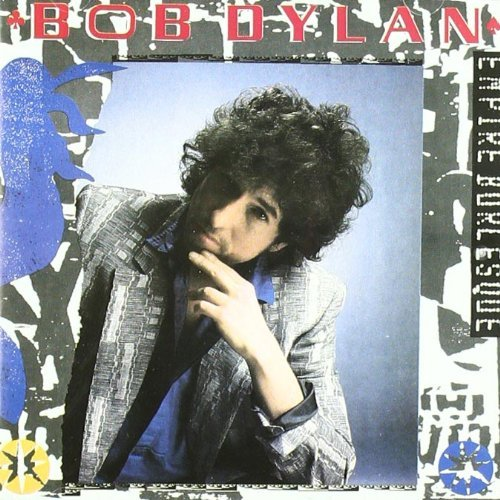 Bob Dylan Empire Burlesque Import Gbr