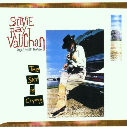 Stevie Ray Vaughan Sky Is Crying 1984 1989 Import Gbr