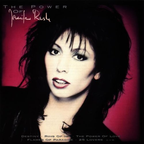 Jennifer Rush Power Of Love Collection Import Eu