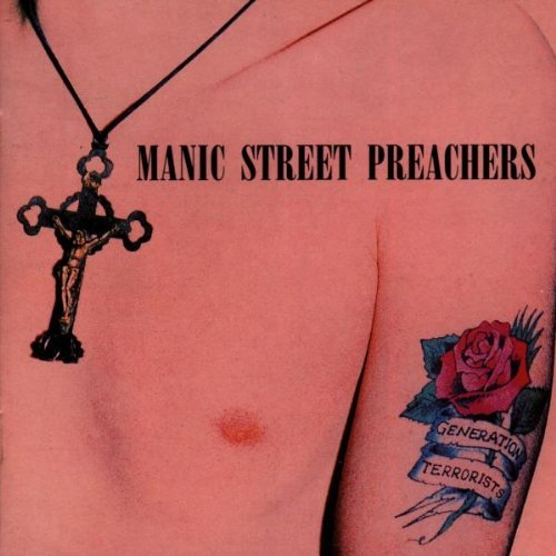 Manic Street Preachers Generation Terrorists Import Gbr