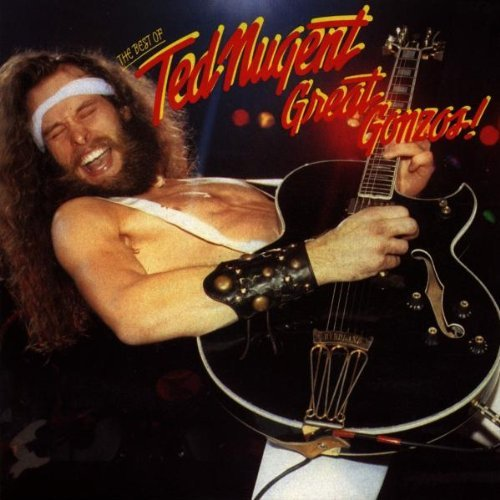 Ted Nugent Great Gonzos The Best Of Import Eu