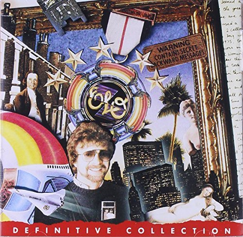 Electric Light Orchestra Definitive Collection Import Gbr