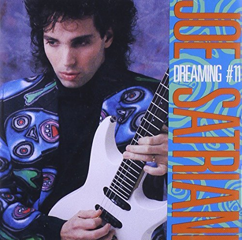 Joe Satriani Dreaming # 11 Import Gbr