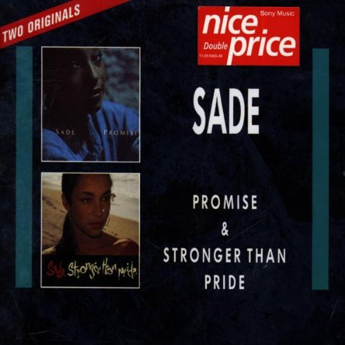 Sade Promise Stronger Than Pri Import Eu 2 CD Set