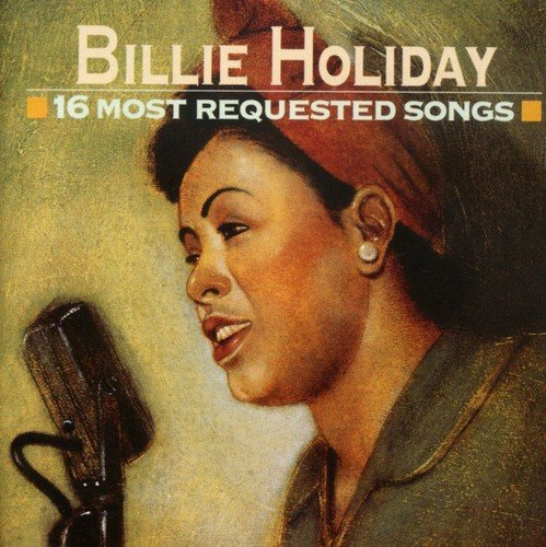 Billie Holiday 16 Most Request Import Aus