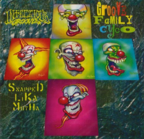 Infectious Grooves Groove Family Cyco Import Eu