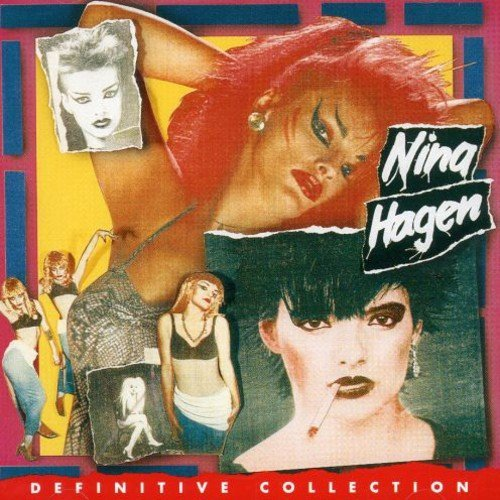 Nina Hagen Definitive Collection Import Eu