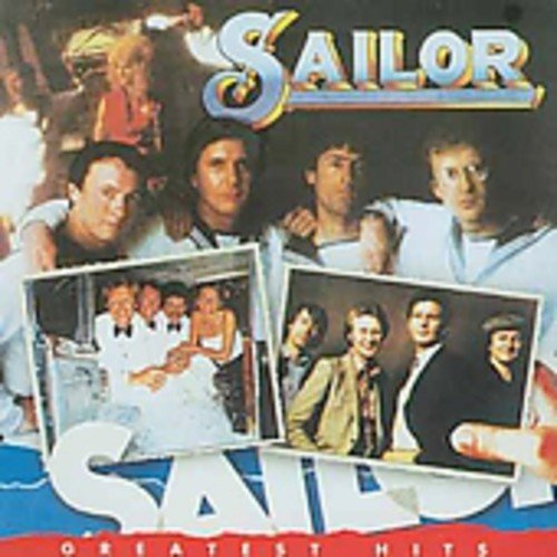 Sailor Greatest Hits Import Gbr