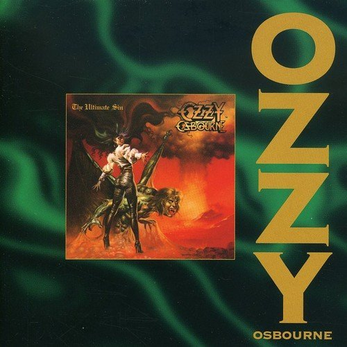 Osbourne Ozzy Ultimate Sin Import
