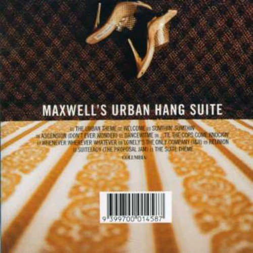 Maxwell Maxwell's Urban Hang Suite Import Eu