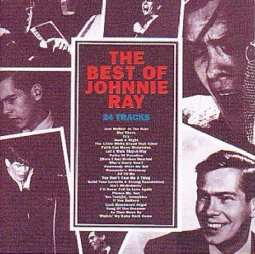 Johnnie Ray Best Of Johnny Ray Import Gbr