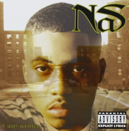 Nas It Was Written Import Eu