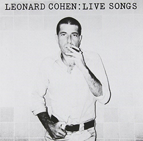 Cohen Leonard Live Songs Import Deu