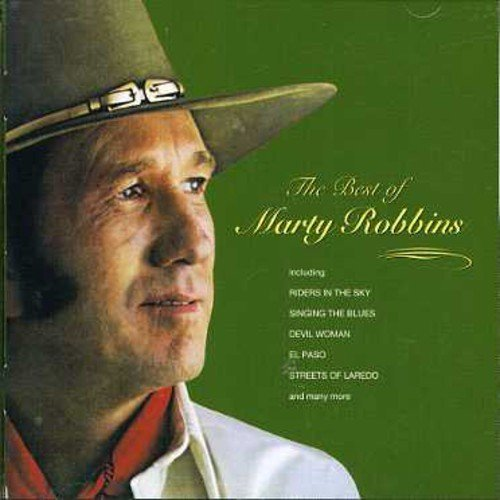 Marty Robbins Best Of Marty Robbins Import Gbr