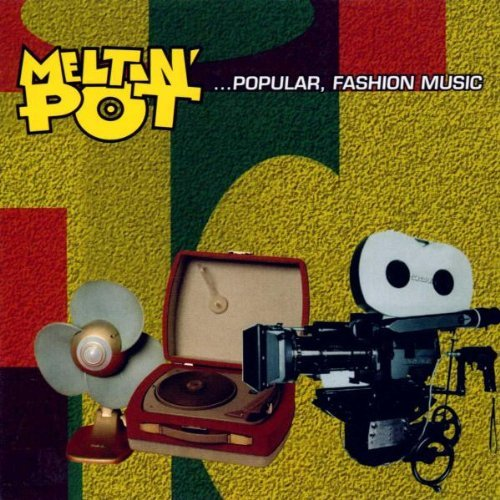Meltin Pot Vol. 1 Meltin Pot Import Eu